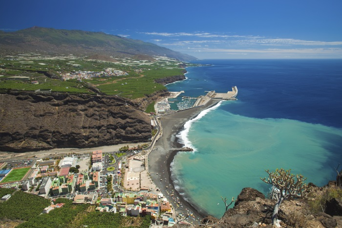 Canary Islands viewpoint