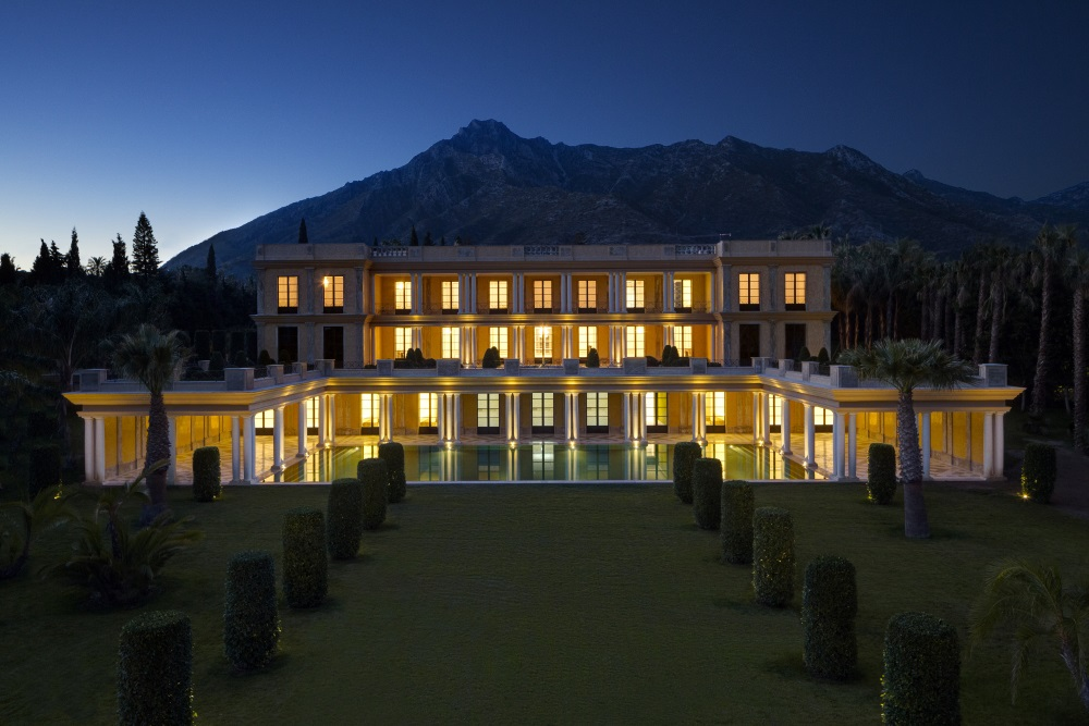 La favorita mansion, Marbella