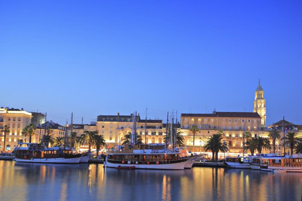 Split harbour