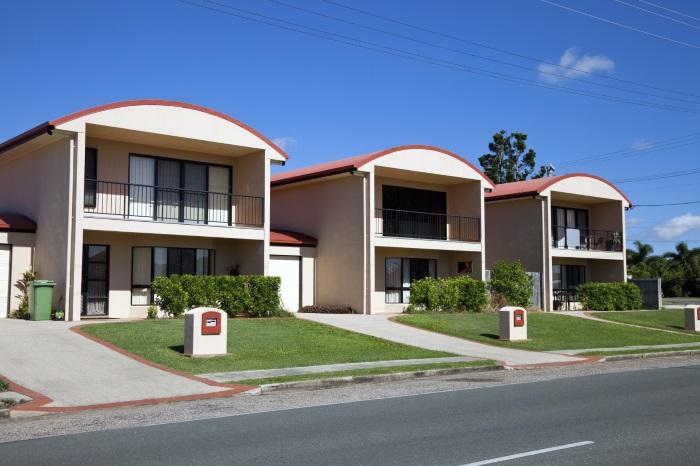 Australian townhouse