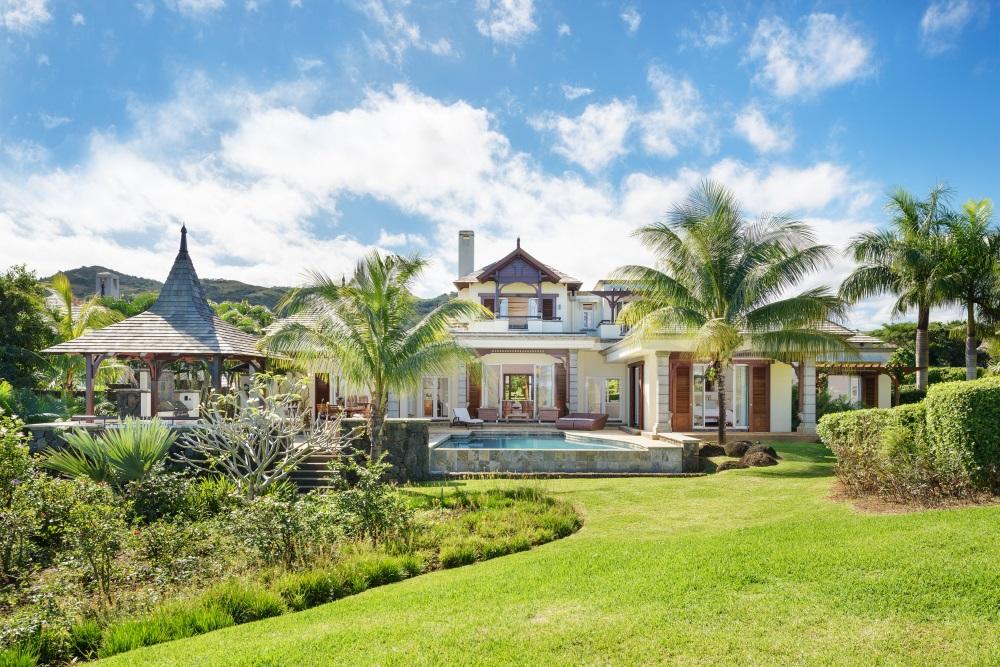 Domaine de be ombre, Mauritius