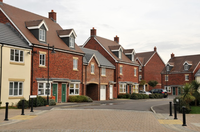 New terrace housing