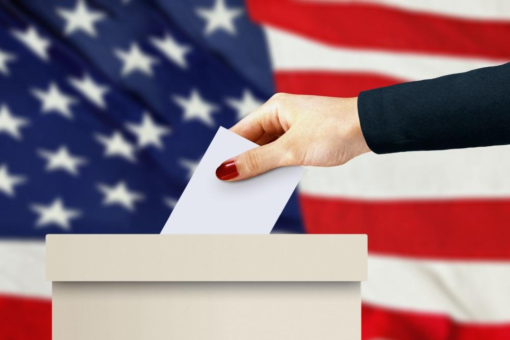 US election vote