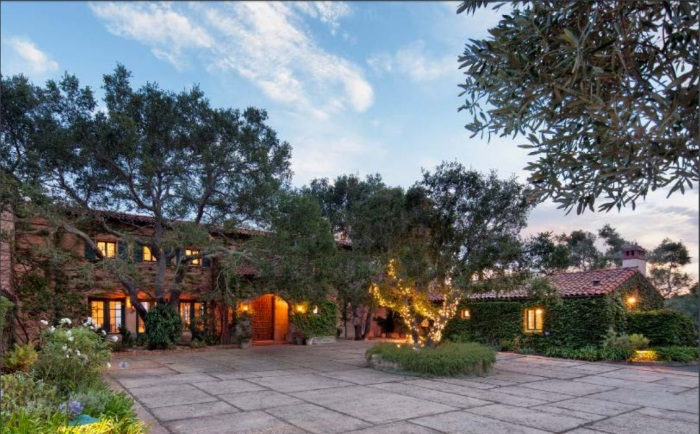 Jeff Bridges house for sale