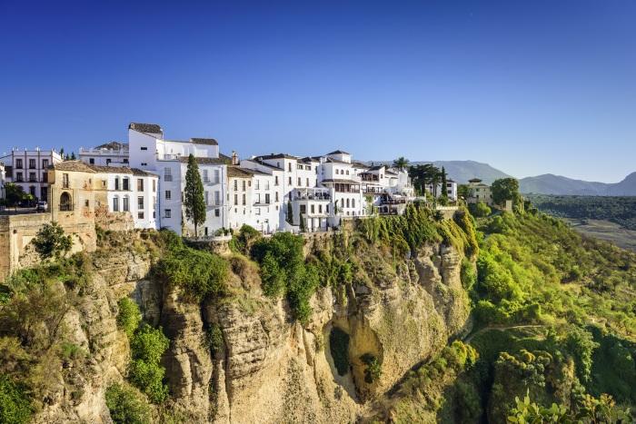 Property on Spain coast