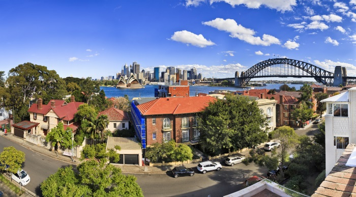Homes in Sydney