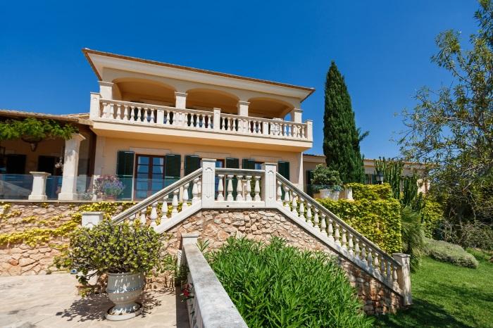 Luxury home in Mallorca
