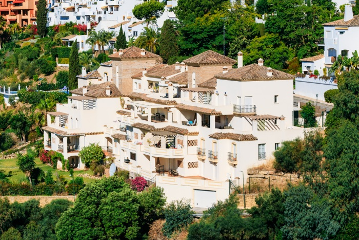 Village in Malaga