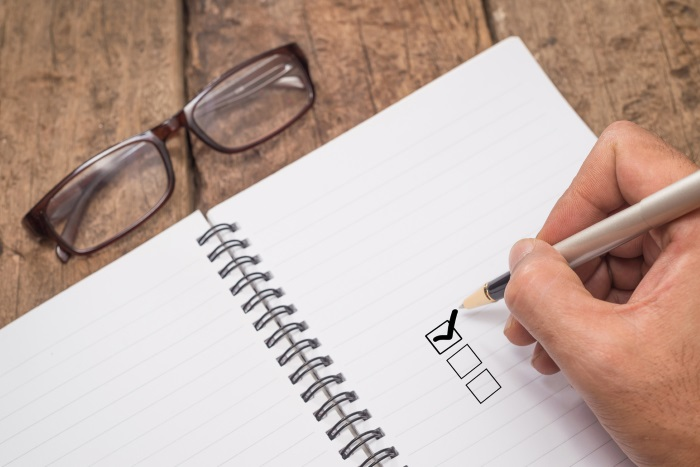 Emigration checklist