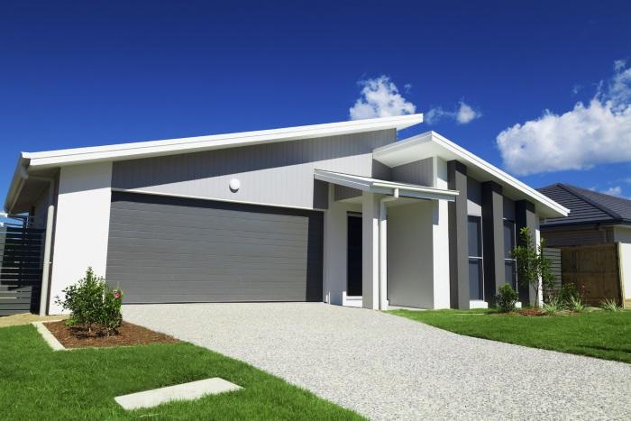 Suburban house, Australia