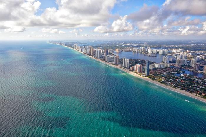 Aerial image, Florida