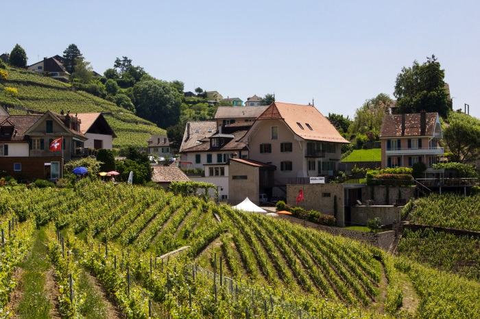Swiss holiday homes