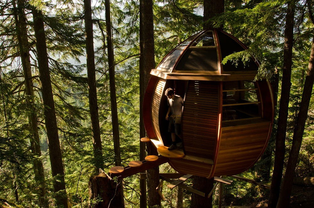 The Hemloft, Whistler, Canada
