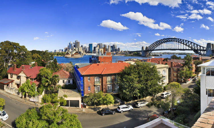 Sydney 750