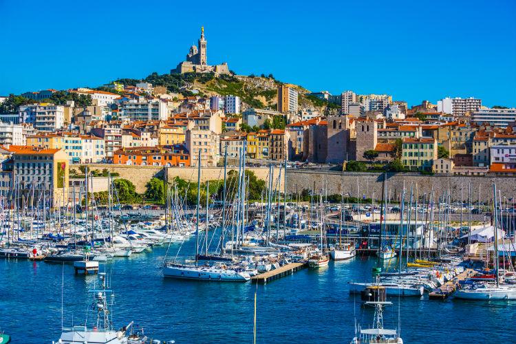 Marseille 750