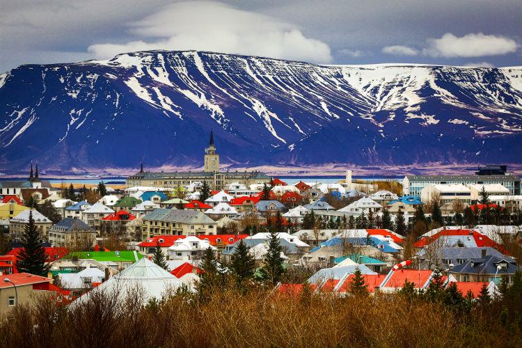 Reykjavik 750