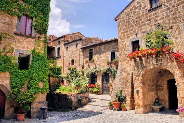 Tuscan style 750