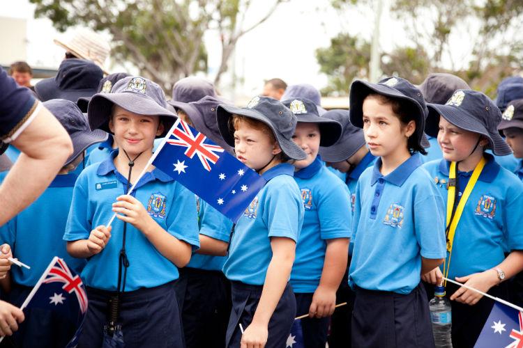 Australia 750