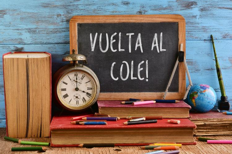 Spain school