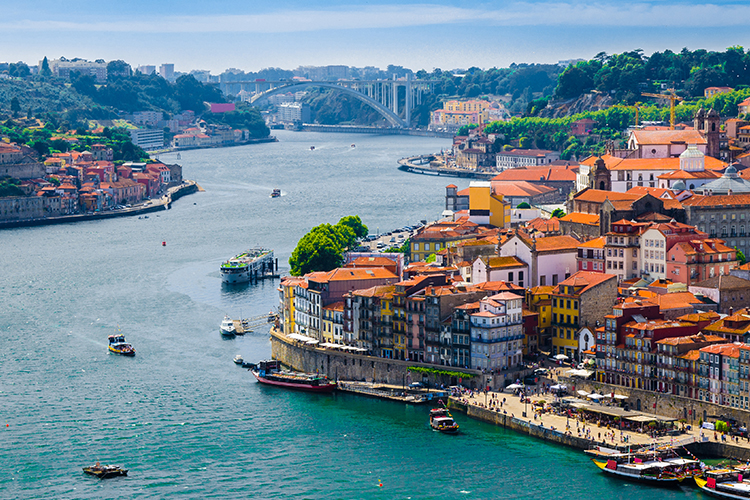 10 places to live in portugal